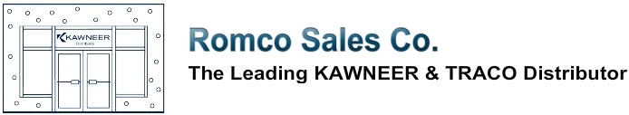 Romco Sales Co  | The Leading Kawneer & Traco Distributor